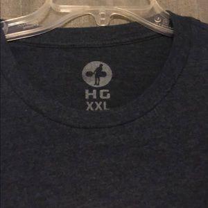 7f132ff37 Hook Grip Shirts - Hook grip weightlifting t-shirt.